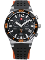 Ceas: Ceas barbatesc Swiss Military SM34015.09 Cronograf 10 ATM, 43 mm