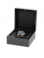 Ceas: Exklusive Uhren-Geschenkbox aus Holz RS-2000-1BK für eine Uhr schwarz