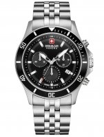Ceas: Ceas barbatesc Swiss Military Hanowa 06-5331.04.007 Flagship Chrono II