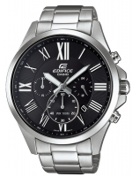Ceas: Ceas barbatesc Casio EFV-500D-1AVUEF Edifice Chrono. 45mm 10ATM