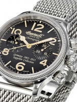 Ceas: Ceas barbatesc Ingersoll IN4610BKMB MECANIC/MANUAL Chrono. 45mm 5ATM