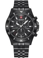Ceas: Ceas barbatesc Swiss Military Hanowa Flagship 06-5183.13.007 Cronograf 42 mm