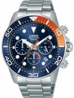 Ceas: Lorus RT345JX9 chrono men`s 43mm 10ATM