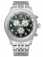 Ceas: Ceas barbatesc Citizen AT2460-89X Eco Drive Cronograf 43mm 10ATM