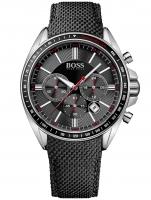Ceas: Hugo Boss Black Driver Sport 1513087 Chrono 44 mm