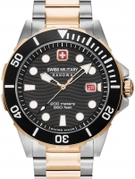 Ceas: Ceas barbatesc Swiss Military Hanowa 06-5338.12.007 Offshore Diver 43mm 20ATM