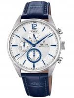 Ceas: Ceas barbatesc Festina F20286/1 Timeless Cronograf  41mm 5ATM