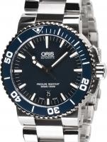 Ceas: Ceas barbatesc Oris 0173376534155-0782601PEB Aquis Automatic 43mm 30ATM