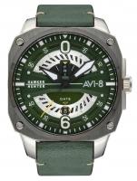 Ceas: Ceas barbatesc AVI-8 AV-4057-03 Hawker Hunter 43mm 5ATM