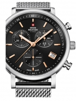 Ceas: Ceas barbatesc Swiss Military SM34058.03 Chrono 42mm 10ATM