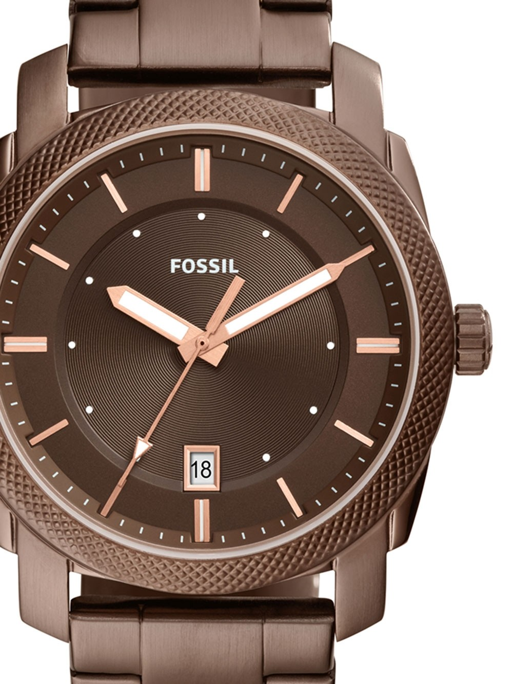 Ceas barbati Fossil FS5370 Machine 42mm 5ATM