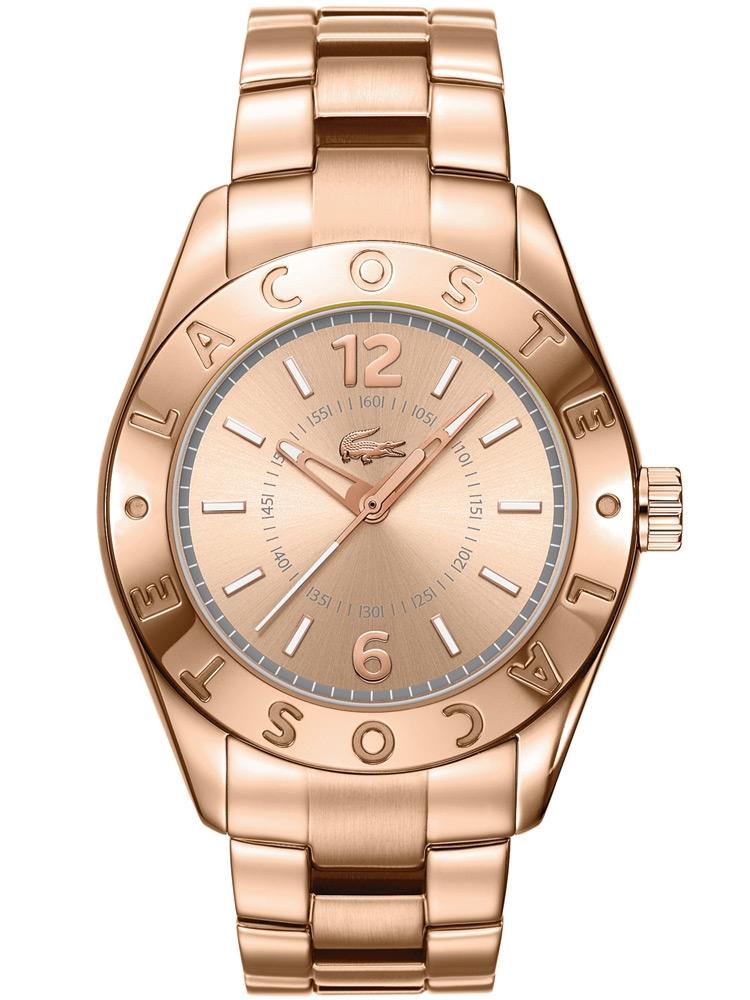 ceas de dama lacoste biarritz 2000754