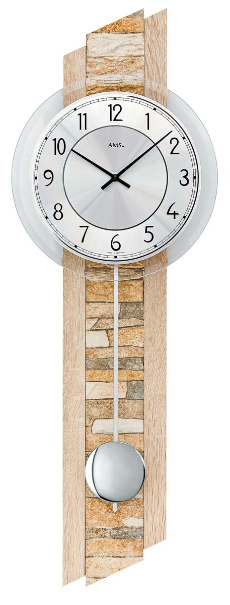 ceas de perete ams 7423