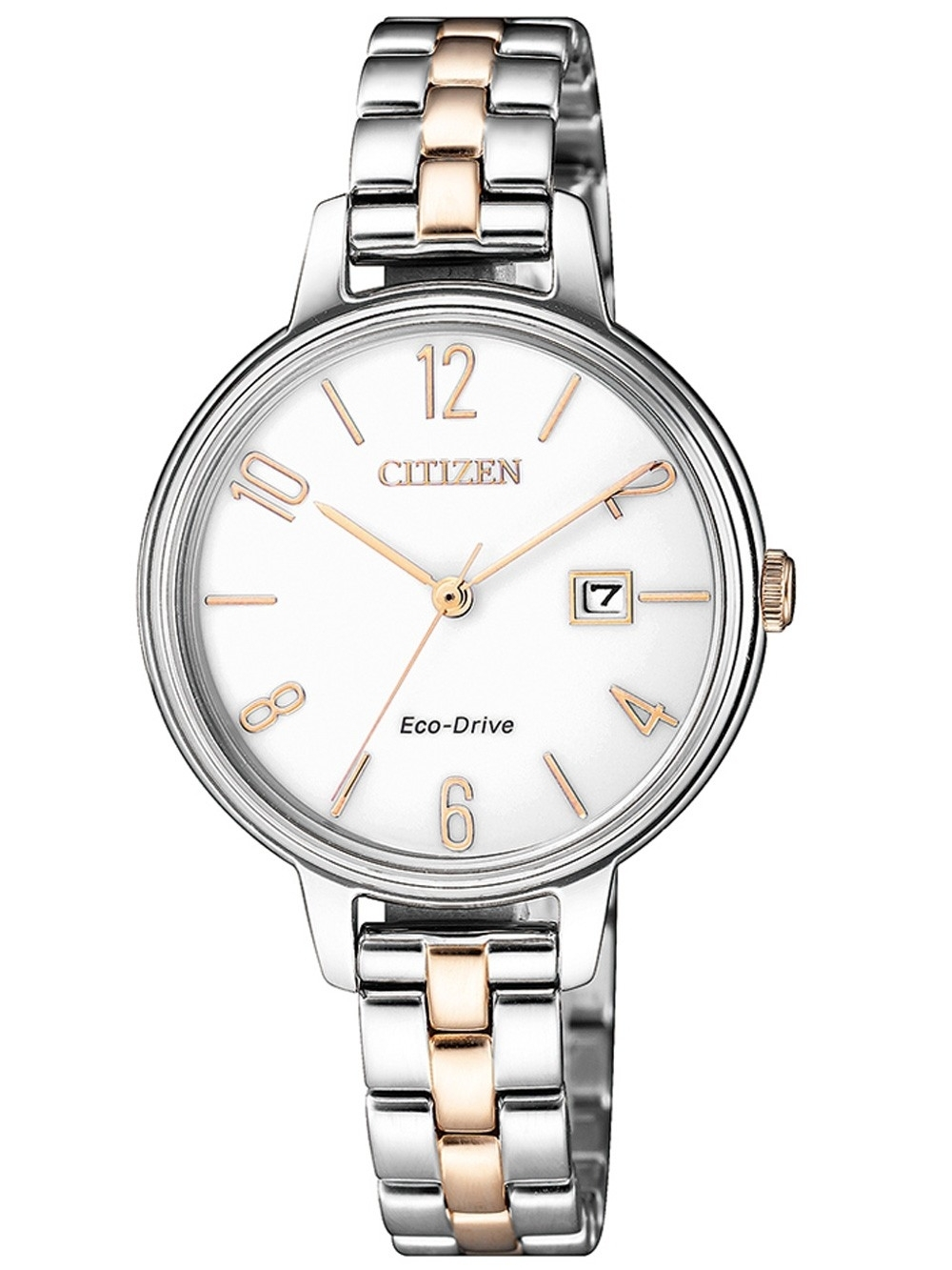 Ceas de dama Citizen EW2446-81A Eco-Drive 31mm 5ATM