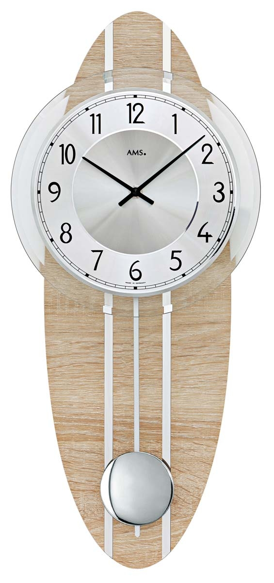 ceas de perete ams 7420