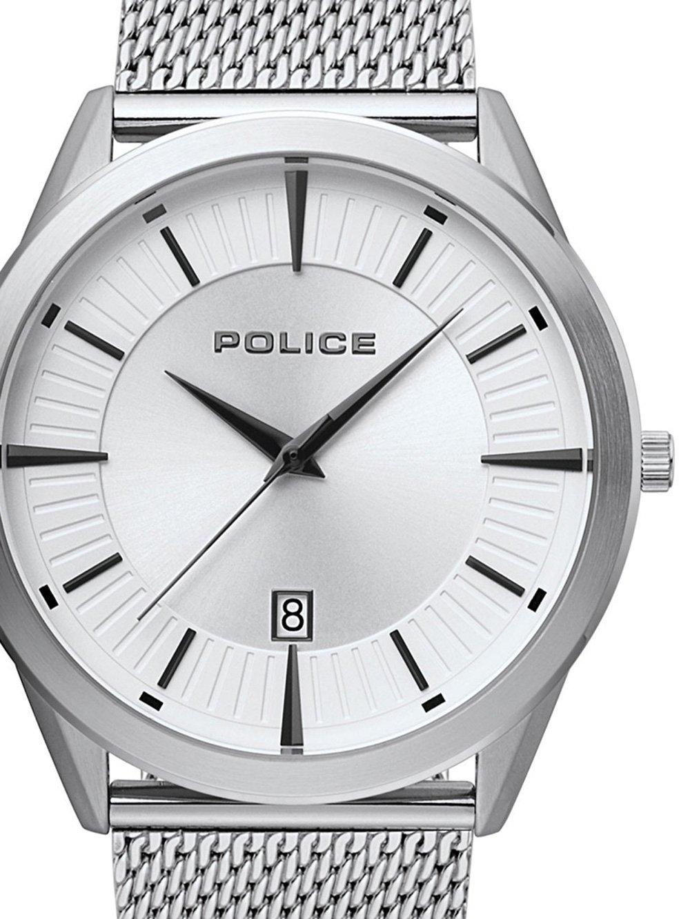 ceas barbatesc police pl15305js.04mm partiot 45mm 5atm