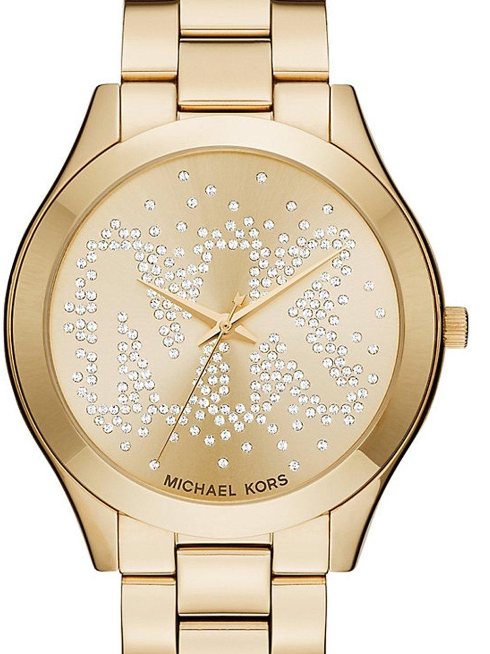 ceas de dama michael kors mk3590 slim runway 42mm 5atm