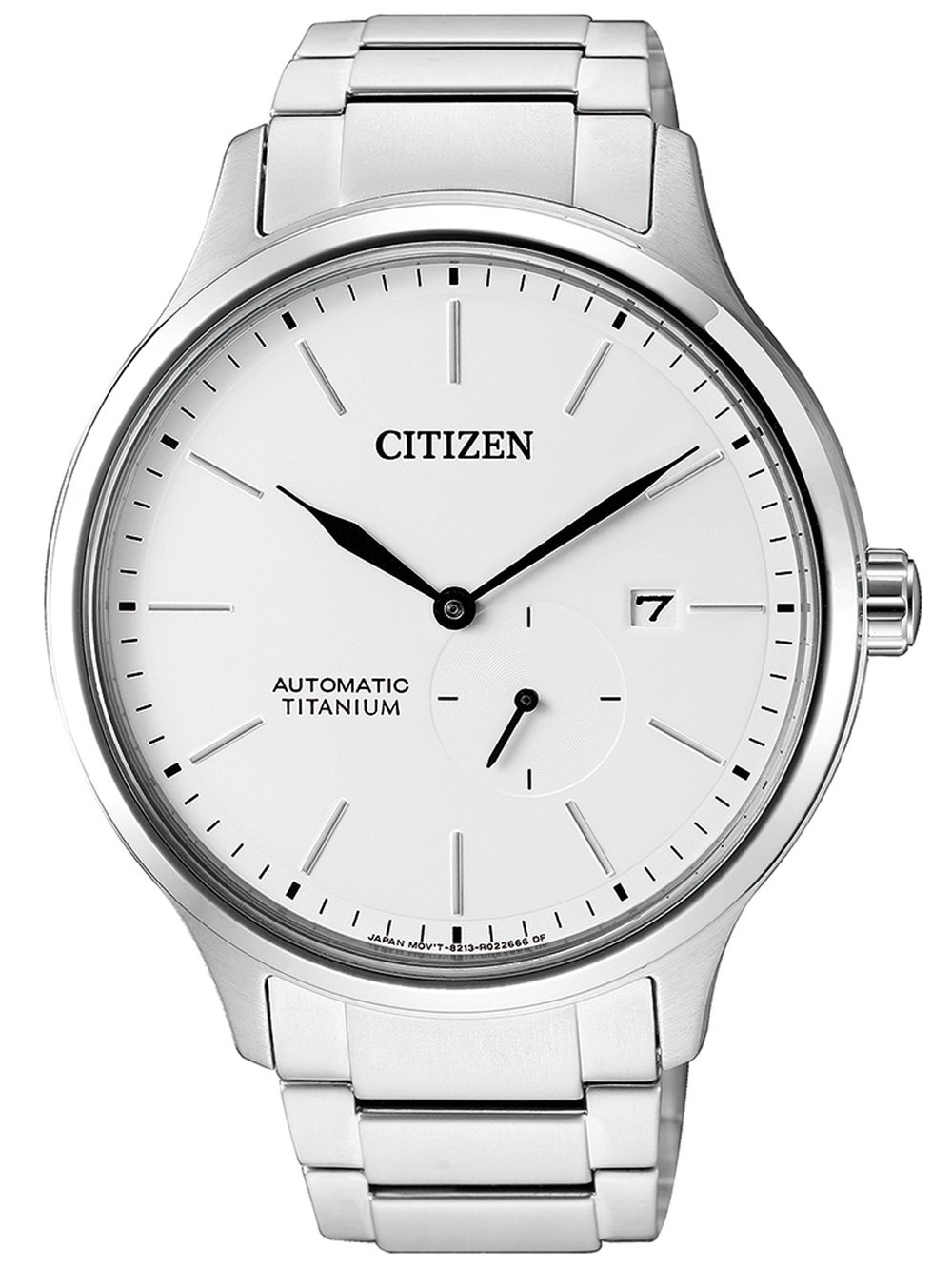 ceas barbatesc citizen nj0090-81e titan autom 42mm 5atm