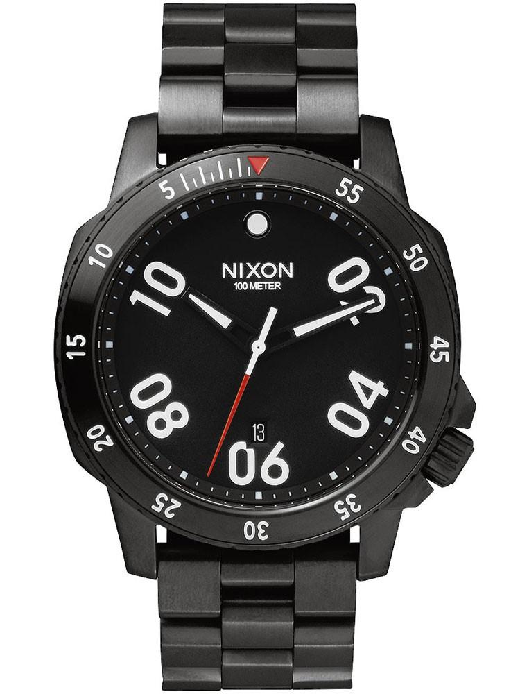 ceas barbatesc nixon a506-001 ranger 44mm 10atm