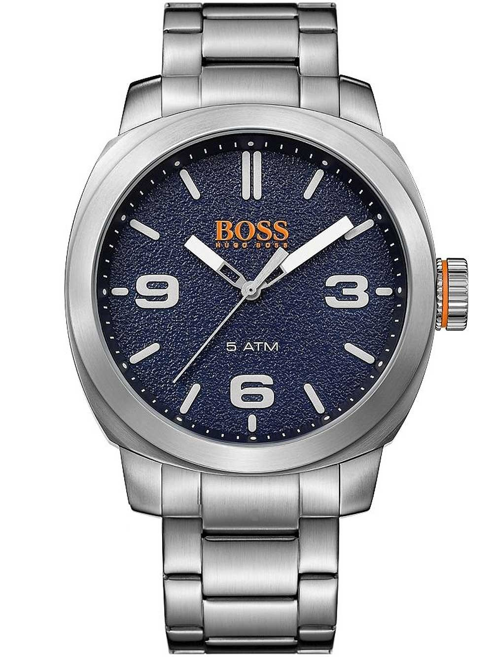 Ceas barbatesc Boss Orange 1513419 Cape Town 45mm 5ATM