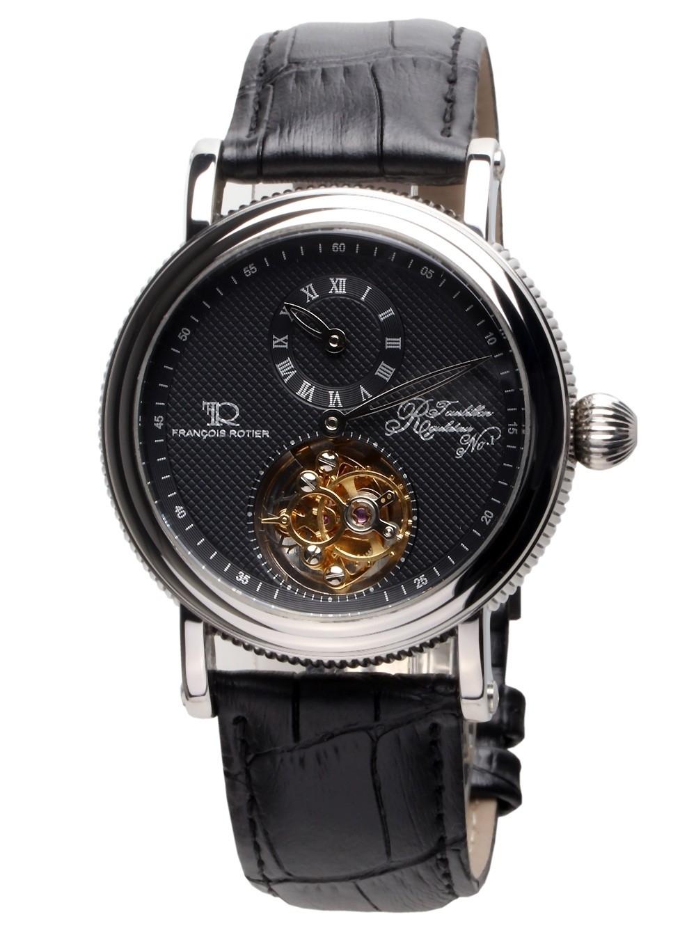 ceas barbatesc francois rotier 21717 tourbillon no.1 limited edition x/20