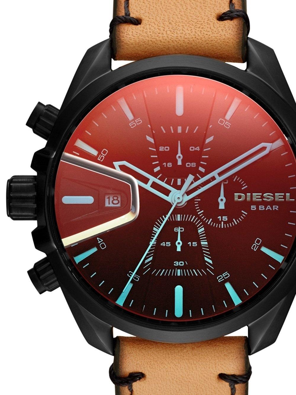 ceas barbatesc diesel dz4471 ms9 chrono. 47mm 5atm