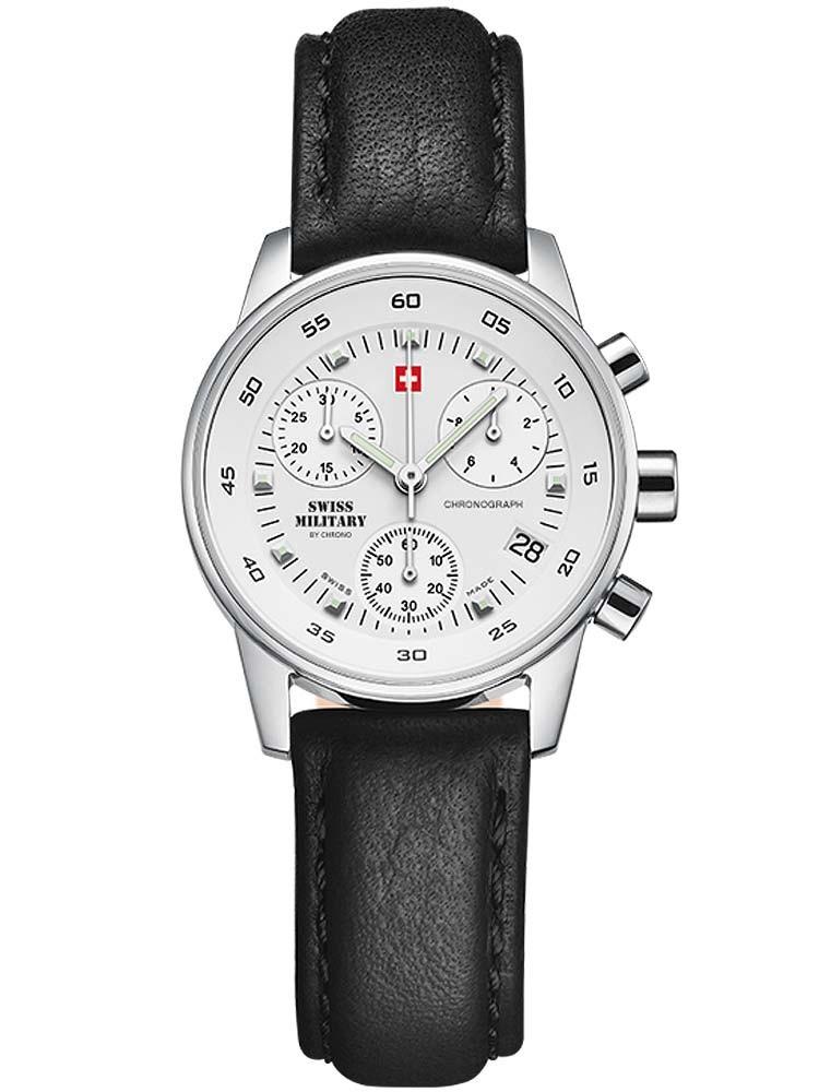 ceas de dama swiss military sm34013.04 chrono 31mm 5atm