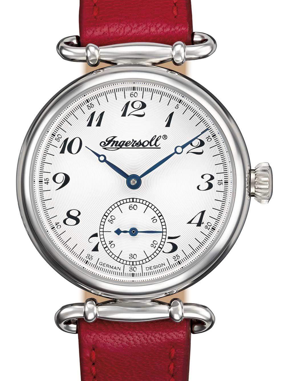 ceas de dama ingersoll in1320sl salinas ii automatic 34mm 5atm