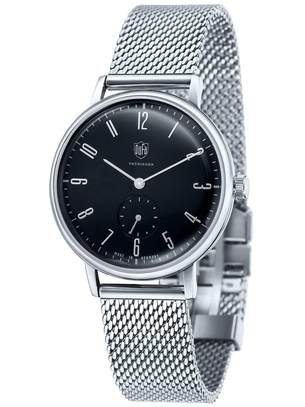 ceas barbatesc dufa df-9001-11 walter gropius 38mm 3atm