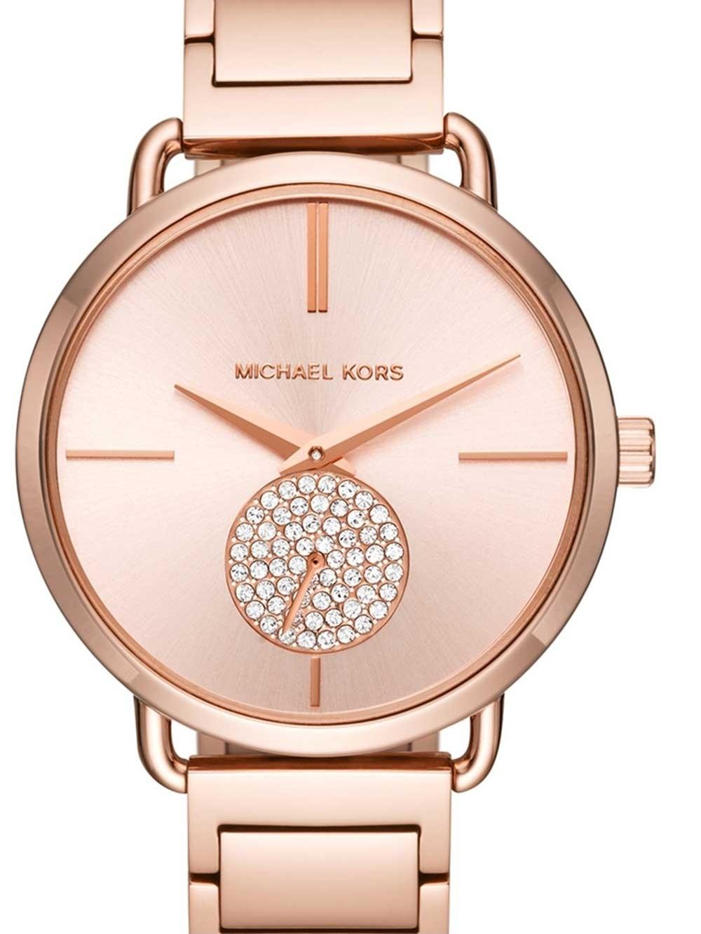 ceas de dama michael kors mk3640 portia 36mm 5atm