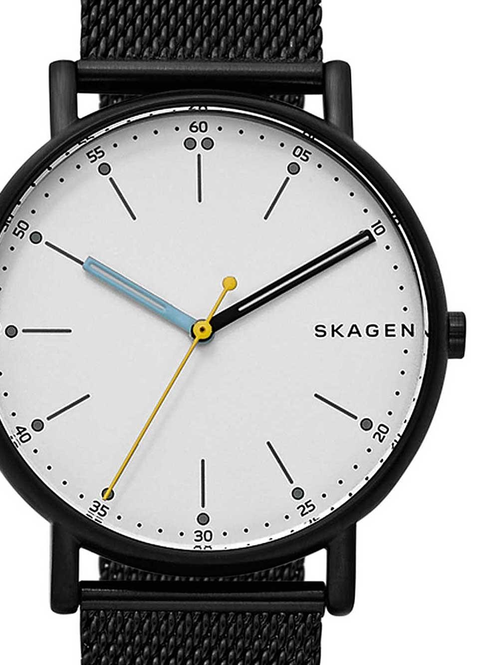 watches chrono12 skagen skw6376 signatur herren 40mm 5atm