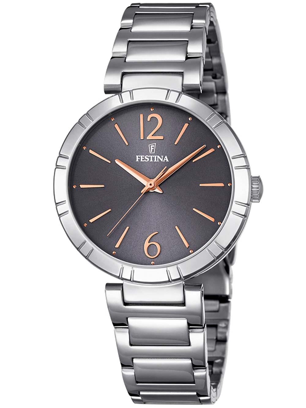 ceas de dama festina f16936/2 trend 33mm 5atm