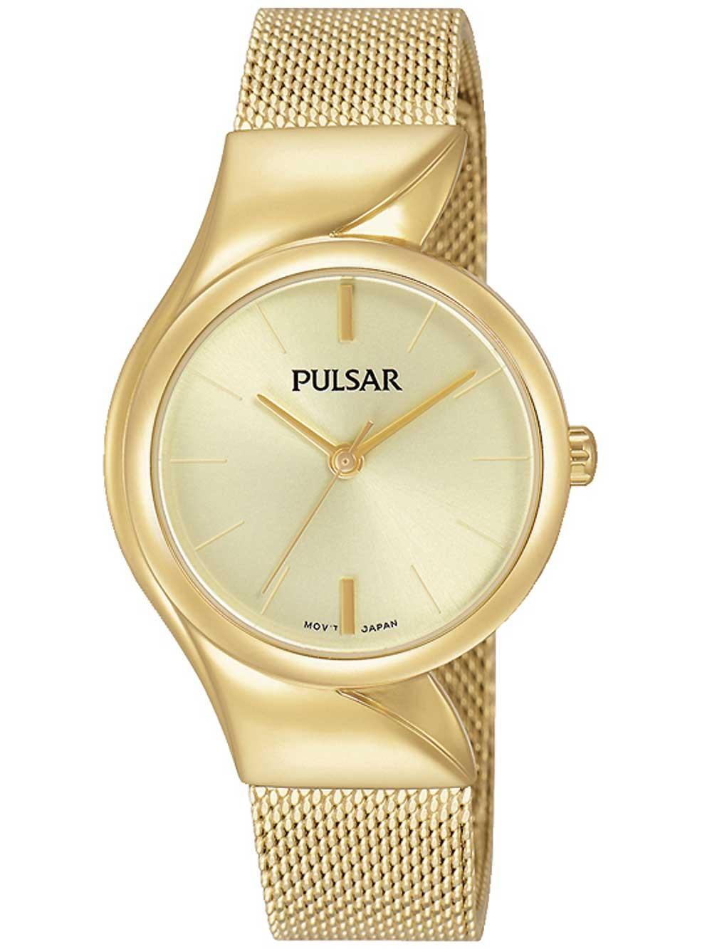 ceas de dama pulsar ph8234x1 30mm 3atm