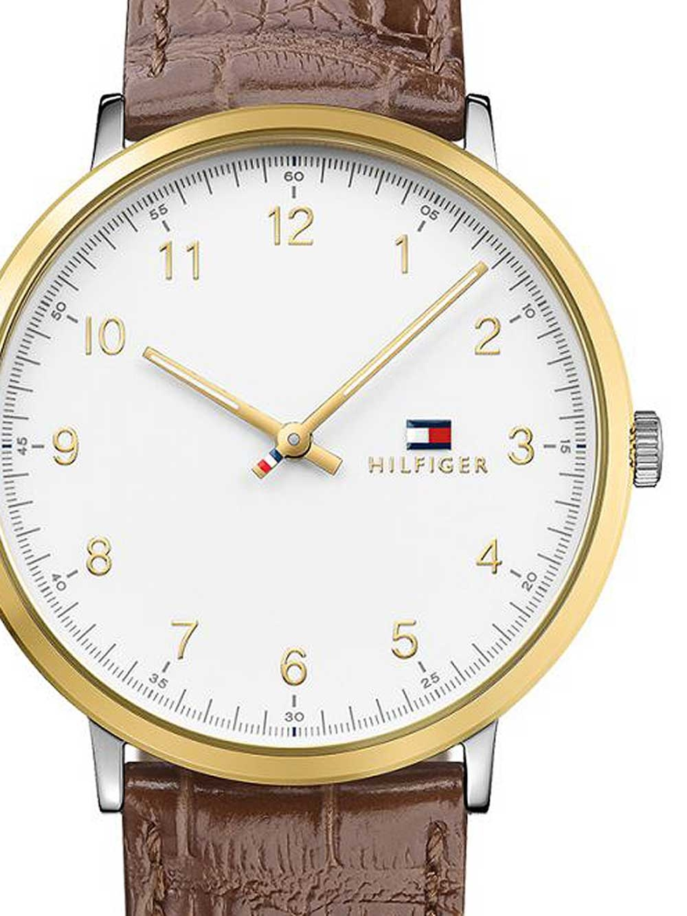 watches chrono12 tommy hilfiger 1791340 herren 40mm 5atm. Black Bedroom Furniture Sets. Home Design Ideas