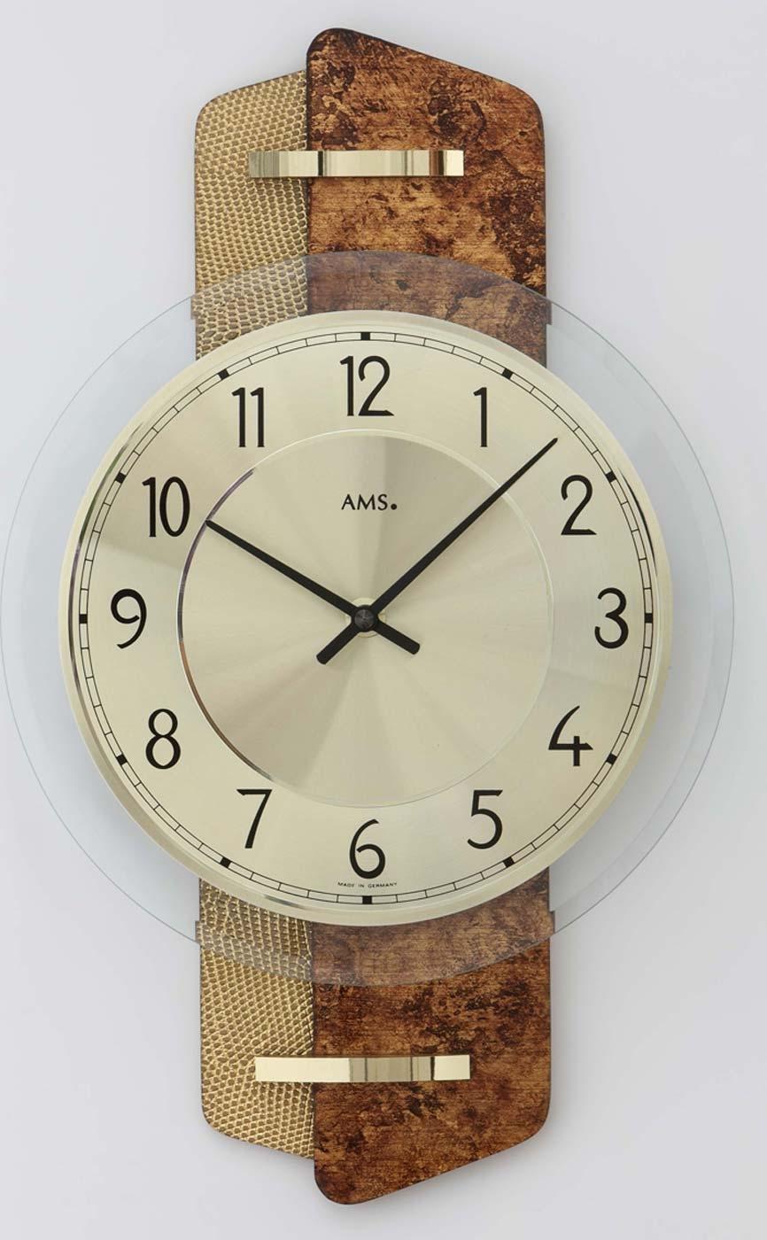 ceas de perete ams 9409