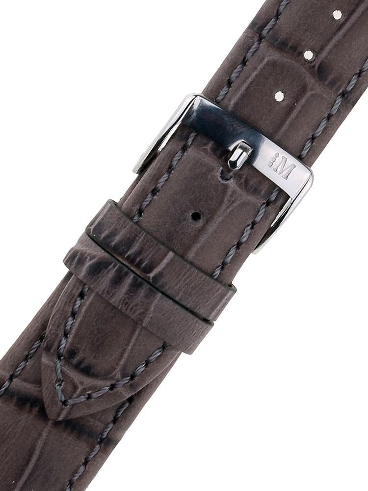 Curea de ceas Morellato A01X2269480090CR12 graues Uhren12mm