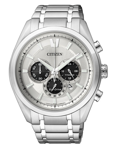 ceas barbatesc citizen ca4010-58a cronograf eco-drive super-titan 43 mm