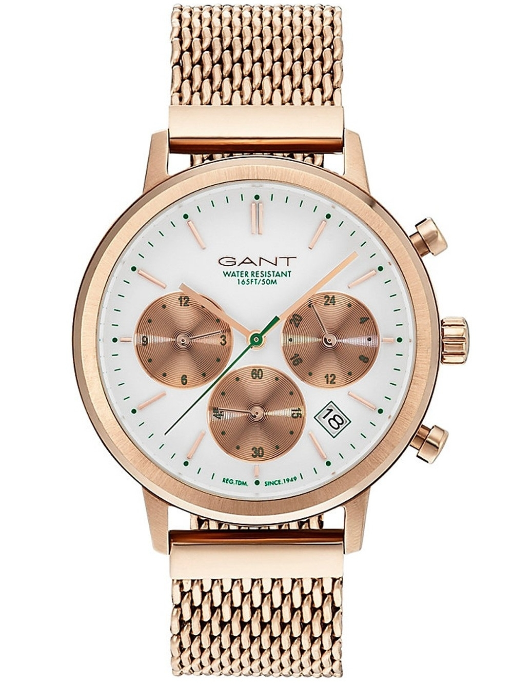 ceas de dama gant gt032005 tilden lady chrono. 38mm 5atm