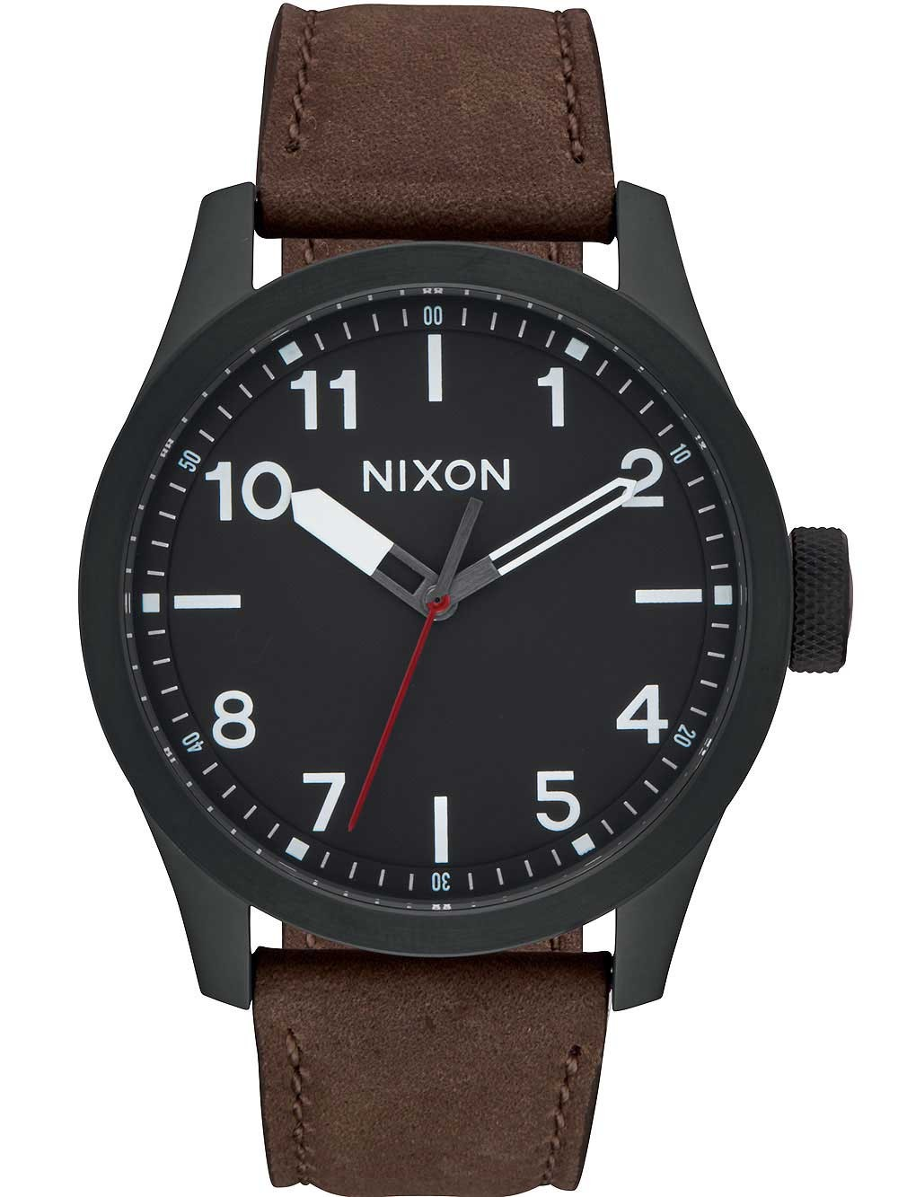 ceas barbatesc nixon a975-1032 safari 43mm 10atm