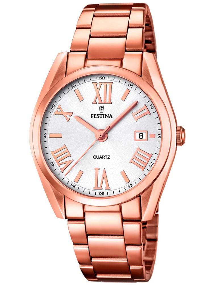 ceas de dama festina f16793/1 boyfriend 5 atm 37 mm